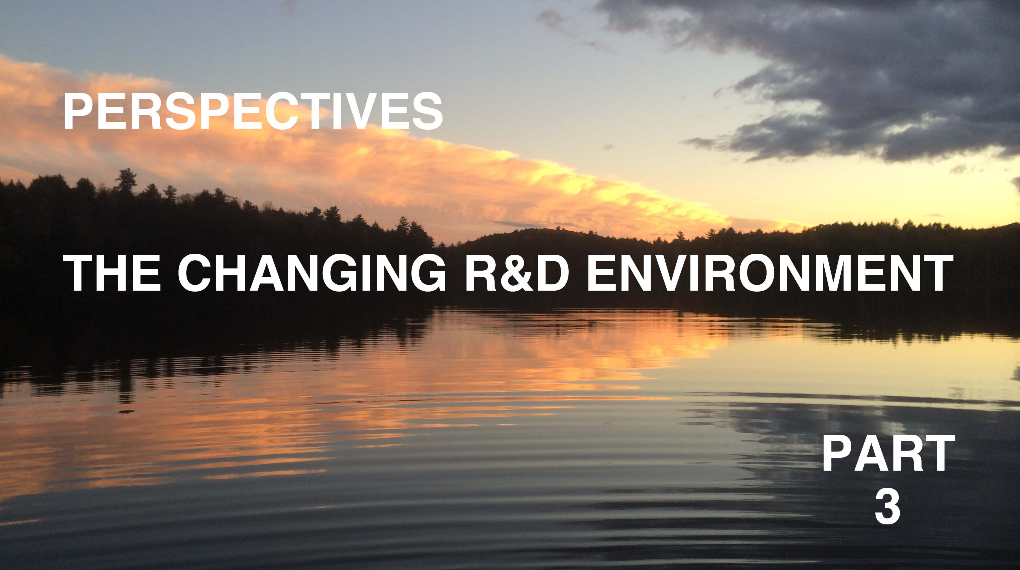 Top 12 Trends in the Science of Managing R&D and Product Development-Perspectives