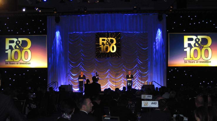 54th R&D 100 Awards Dinner
